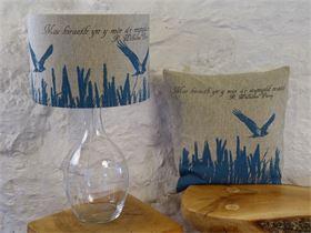 Organic Linen Lampshade – Breeze