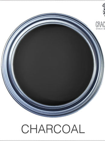GraceMary Chalk Paint – Charcoal