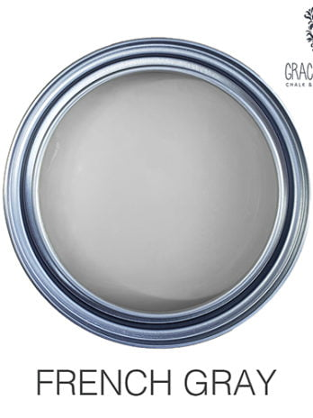GraceMary Chalk Paint – French Gray