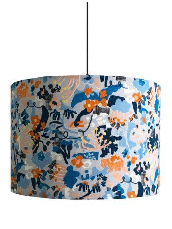 Lampshade 30cm Vivienne (Blue)
