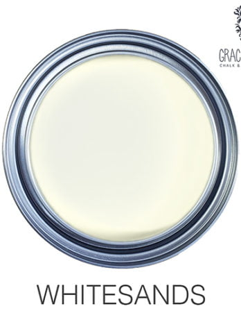 GraceMary Milk Paint – White Sands