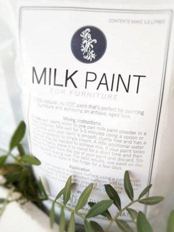 GraceMary Milk Paint – Alaskan Slate