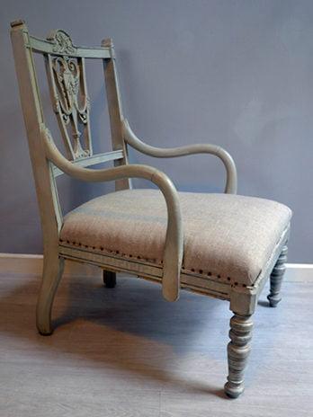 French Chateau Nursing Chair