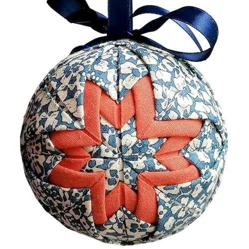 Origami Fabric Bauble Workshop