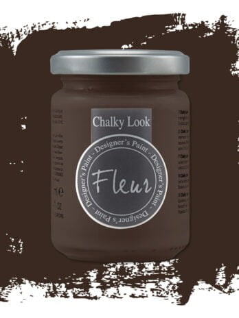 Burnt Umber Fleur Chalky Look Mineral Paint