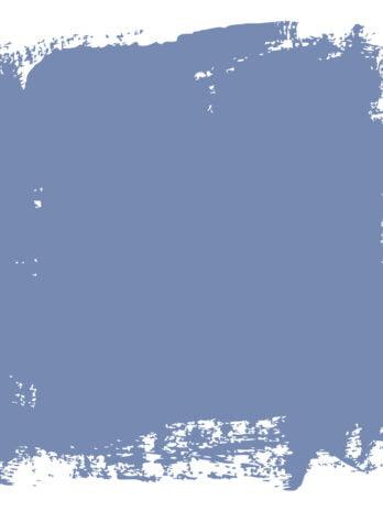 Copenhagen Blue Fleur Chalky Look Mineral Paint 130ml