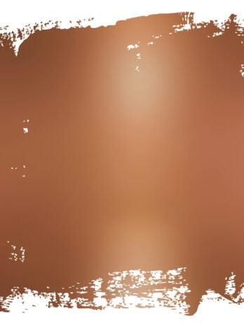 Copper Club Fleur Metallic Look Mineral Paint 130ml