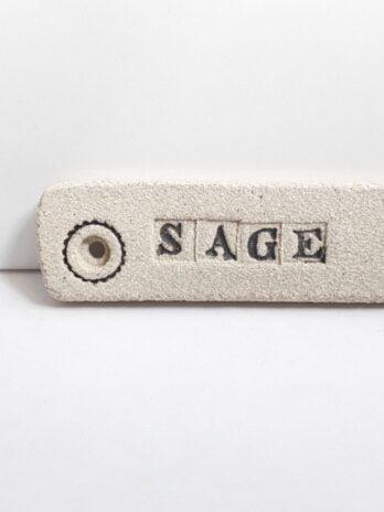 Rhian Winslade Sage Plant Tag