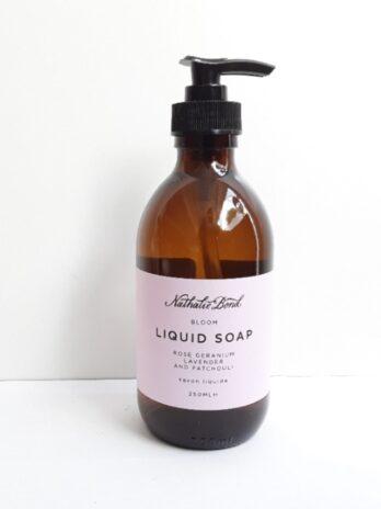 Bloom Liquid Soap 250ml – Nathalie Bond