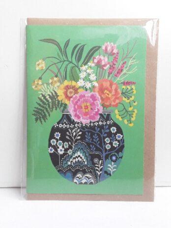 Fleurs Card