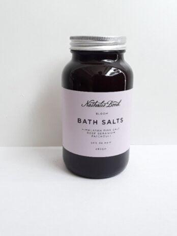 Bloom Bath Salts 285g – Nathalie Bond