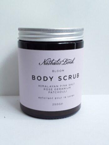 Bloom Body Scrub 250g – Nathalie Bond