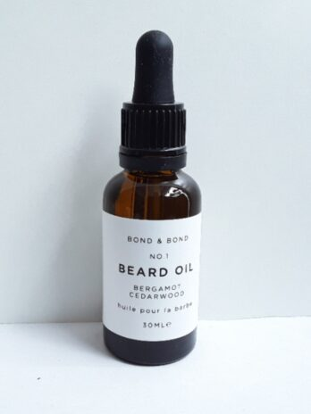 Beard Oil No.1 – Nathalie Bond
