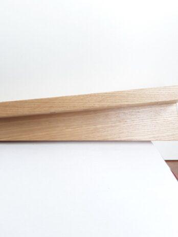 Oak Magnetic Key Shelf – Nick James