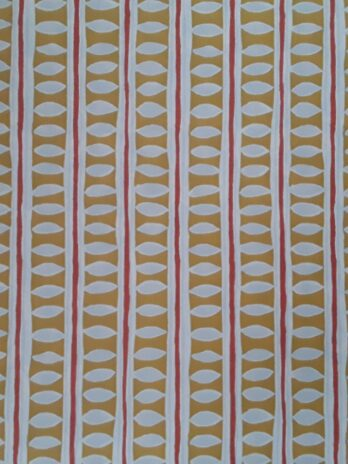 Charleston Stripe Wrapping Paper by Cambridge Imprint