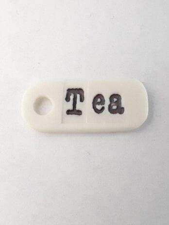 Rhian Winslade Tea Porcelain Label