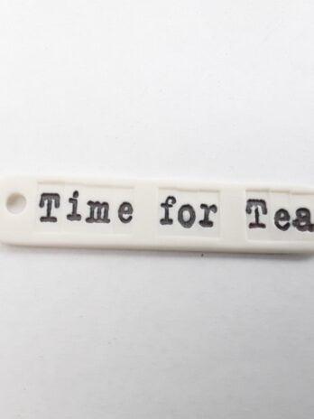 Rhian Winslade Time For Tea Porcelain Label