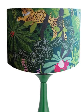 Amazonia Jungle 30cm Table Lampshade