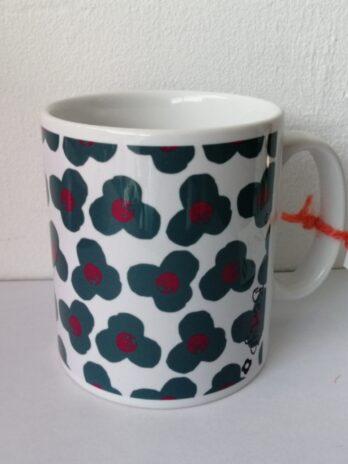 Bertie B Mug – Blue