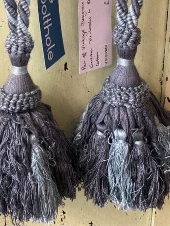 Curtain Tie-backs – Designers Guild Blue