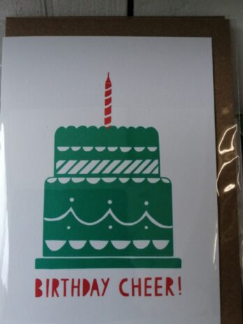 Birthday Cheer Card