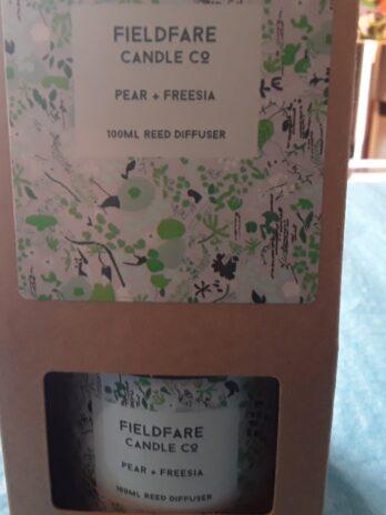 Diffuser Pear + Freesia