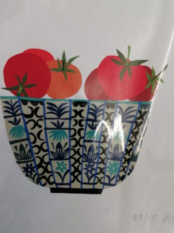 Brie Harrison – Tomato Bowl – Limited Edition
