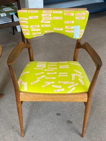 Finn Juhl 1950s Yellow sa Chair