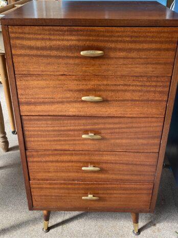 Mid Century Music Cabinet