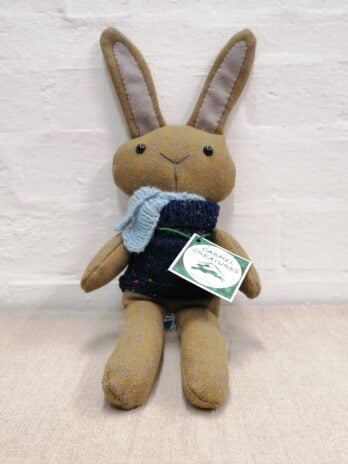 Carmel Creatures – Georgie Rabbit Soft Toy