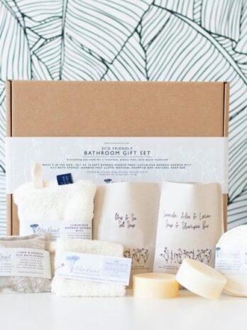 Helen Round – Luxury Eco Bathroom Gift Set