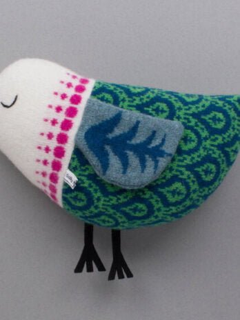Sally Nencini – Pretty Bird Soft Toy