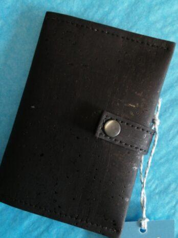 Lottie & Jake – Black Cork Wallet