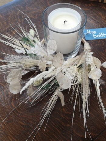 Bonni Eden – Table Wreath Decoration