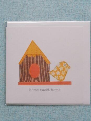 Home Tweet Home Card