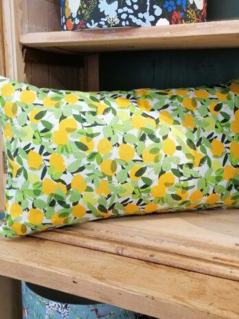 Sweet Lemons Cushion – Rectangular