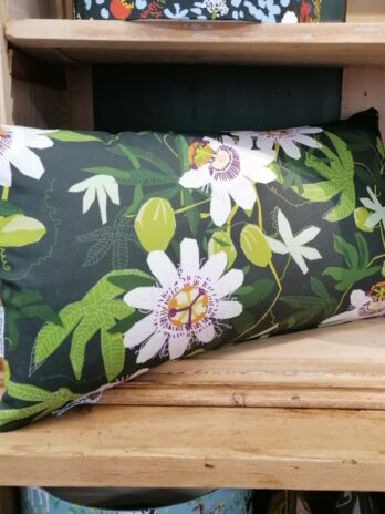 Maypop Cushion – Rectangular