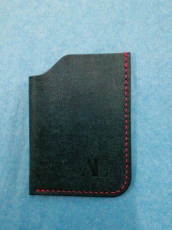 Atur Leather Card Sleeve – Blue