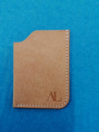 Atur Leather Card Sleeve – Natural