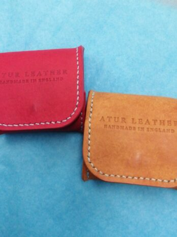 Atur Leather Coin Pouch