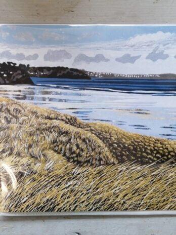 St Ives From Lelant – Hazel McNab