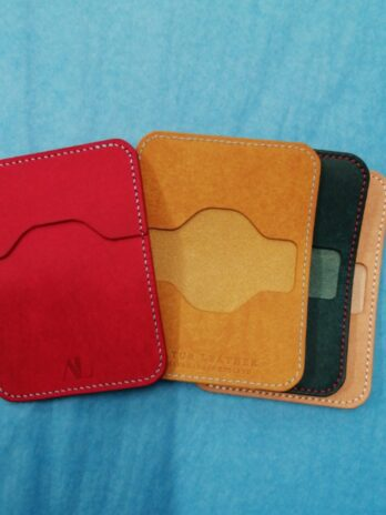 Atur Leather Bifold Card Wallet