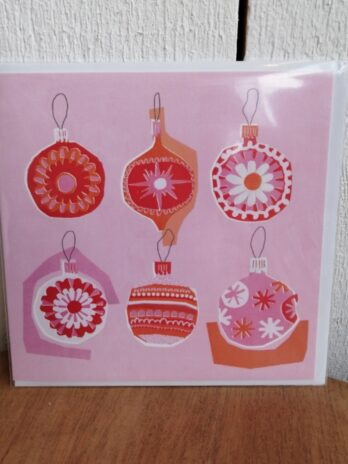 Baubles Card