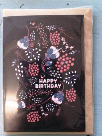 Happy Birthday Card – Hello Monkey