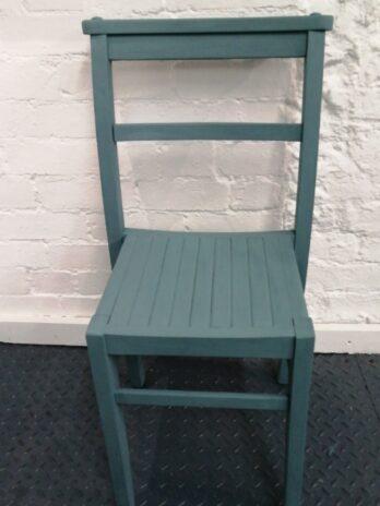 Chapel Chair In Vanity Blue